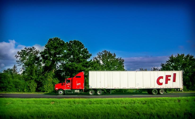 CFI Semi-Truck