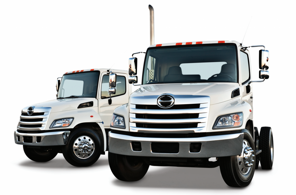 Hino Receives Exemption Regarding Mounted Windshield Cameras