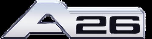 International A26