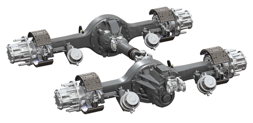 Dana launches seventh axle ratio, driveshaft in support of downspeeding