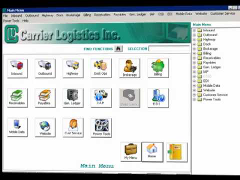 Carrier Logistics Inc. FACTS software