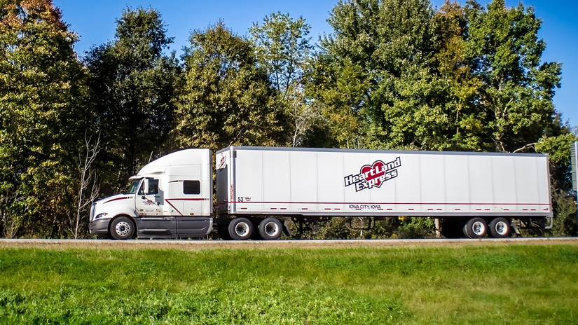Heartland Express 18-Wheeler
