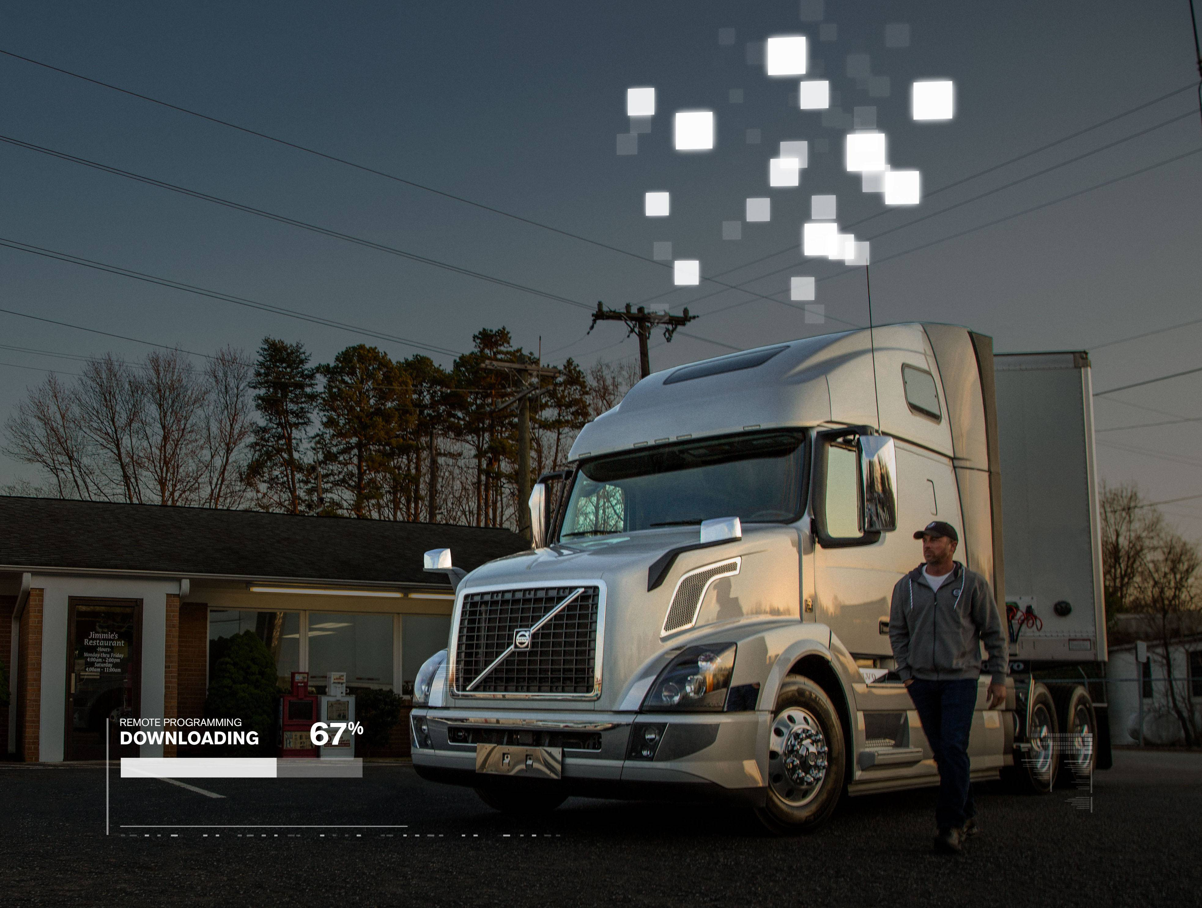 Remote Programming For 2017 Engines Presents By Volvo Trucks