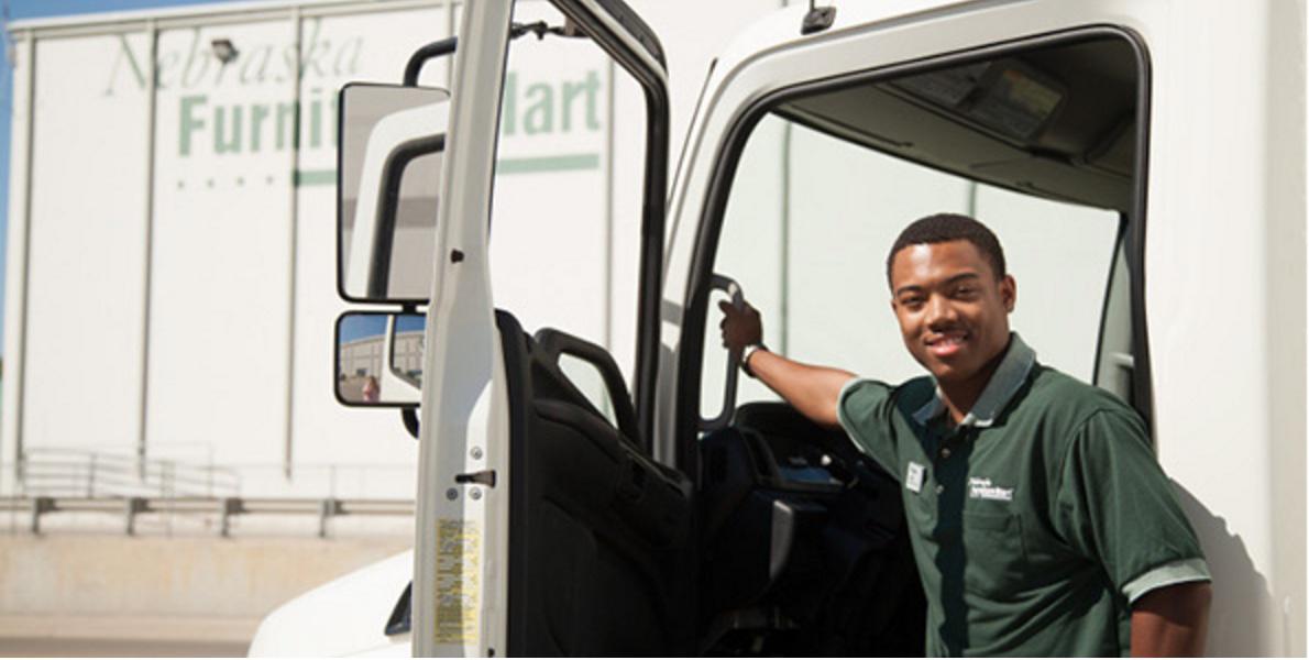 Furniture Truck Driver