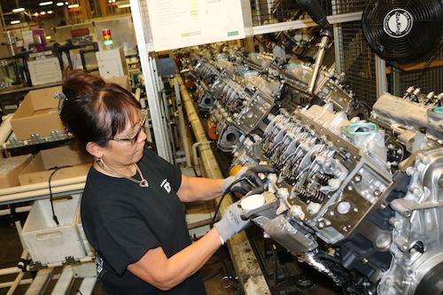 Chevy, Navistar joint truck gets GM engine, Allison trans
