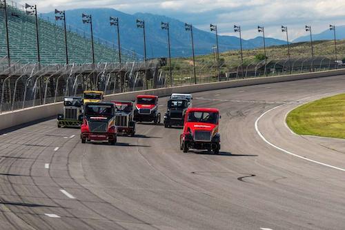 Bandit series trucks racing
