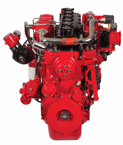 Cummins updates its midrange, natural gas engine lineup