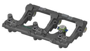 Jacobs Vehicle Systems compression release engine brak