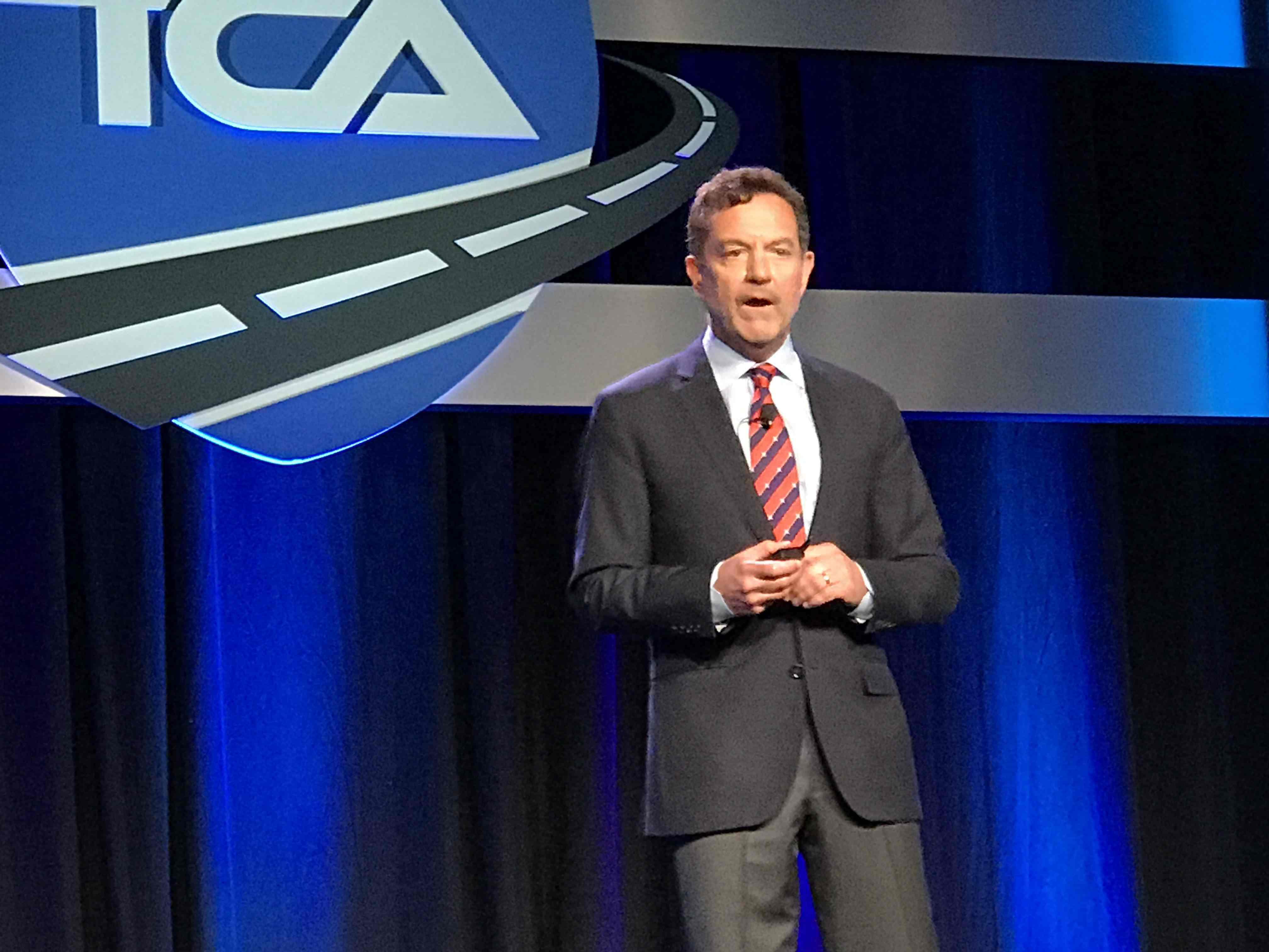 Karlgaard talks Trump, tech disruptors at TCA conference