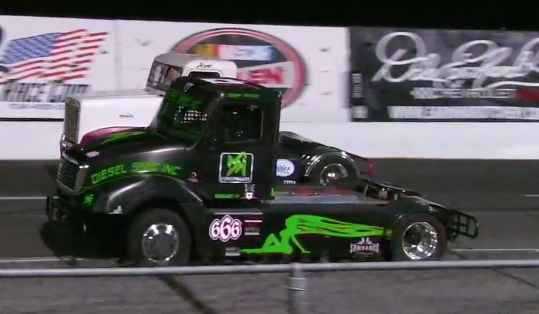 New Bandit truck racing series opens in North Carolina