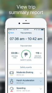 GreenRoad makes Drive smart mobility app available