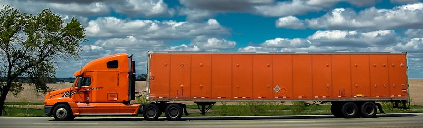 Schneider National truck