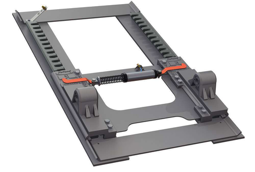 Severe-Duty Slider System for its fifth wheel models