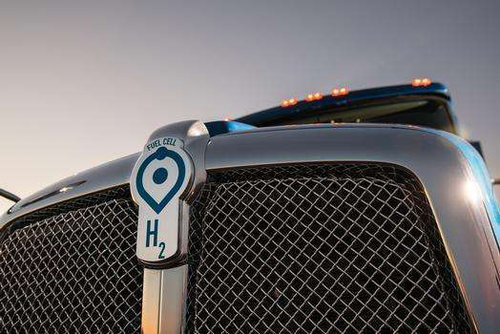 Toyota's Project Portal tractor front grill