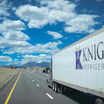 Profits at large truckload carriers soared in 2017 on heels of hot freight economy