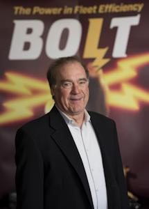 Jerry Robertson, BOLT software chief technology officer