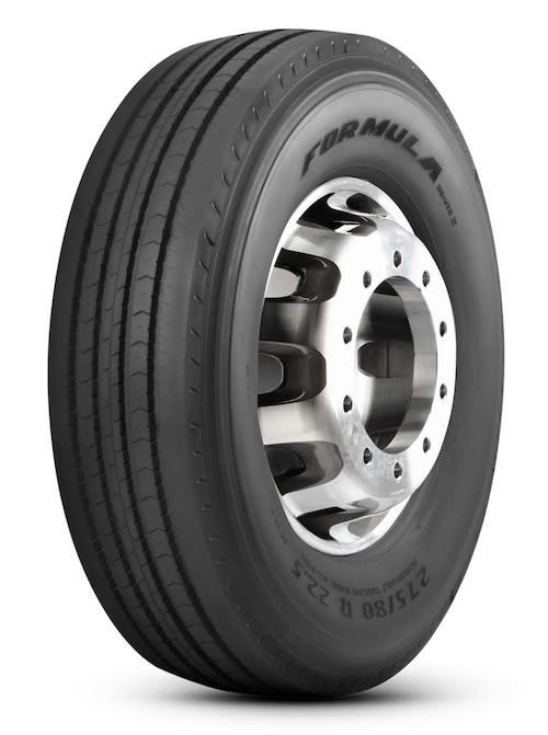 New drive tire from Pirelli