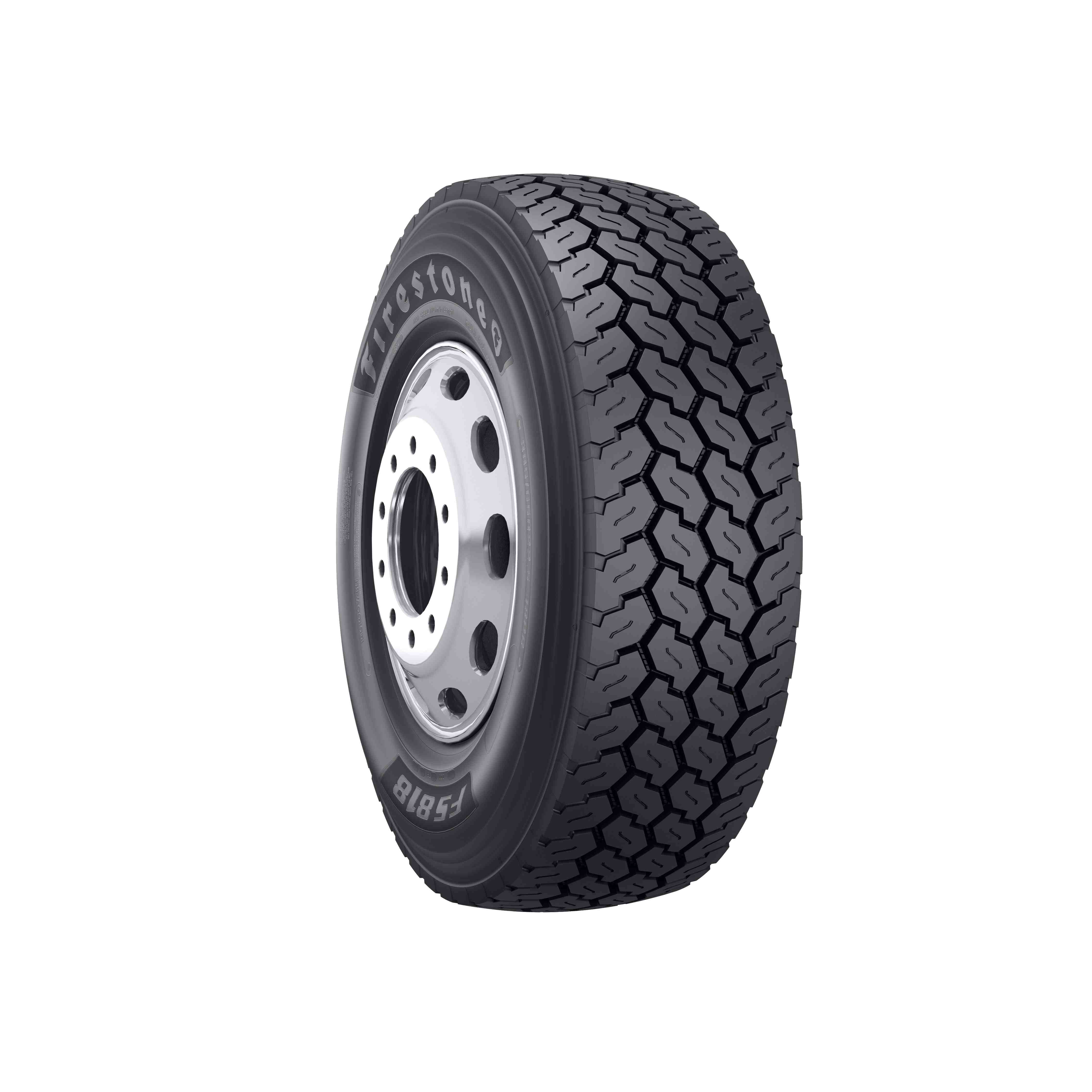 the firestone wide base tire from bridgestone america. Black Bedroom Furniture Sets. Home Design Ideas