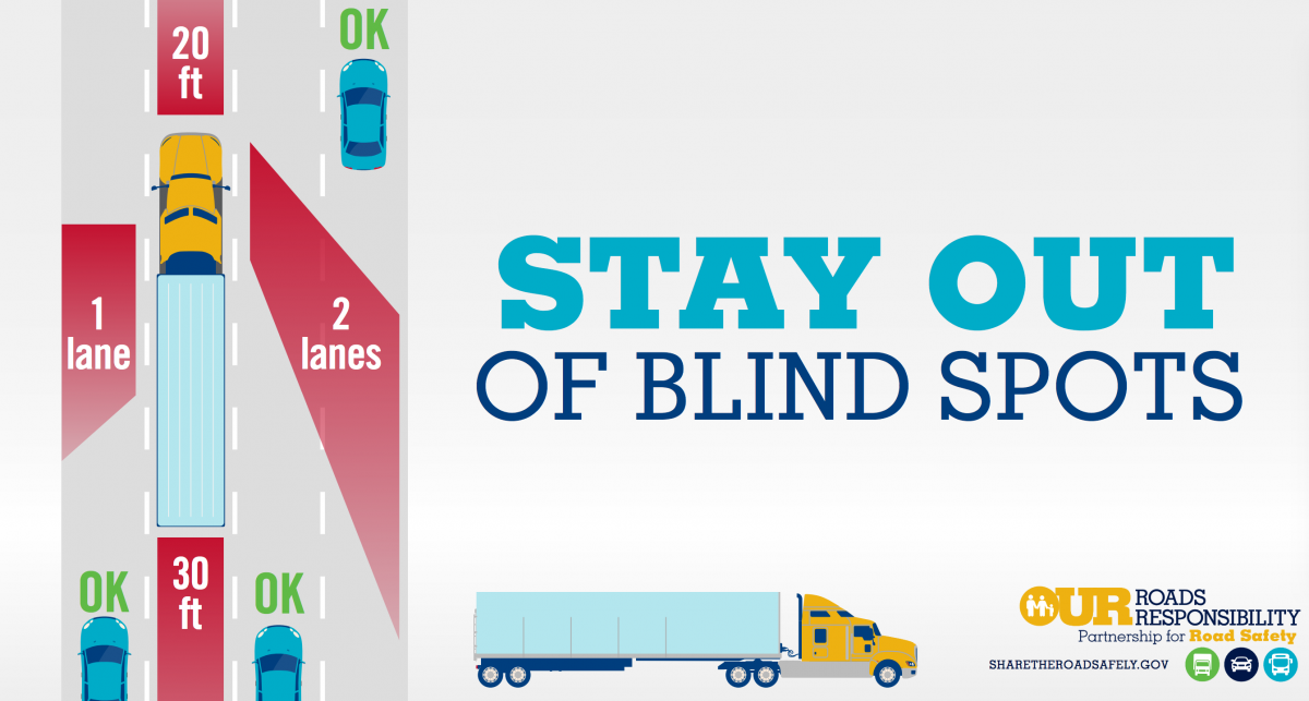 Fmcsa Ata Partner To Urge Drivers To Drive Safely Around