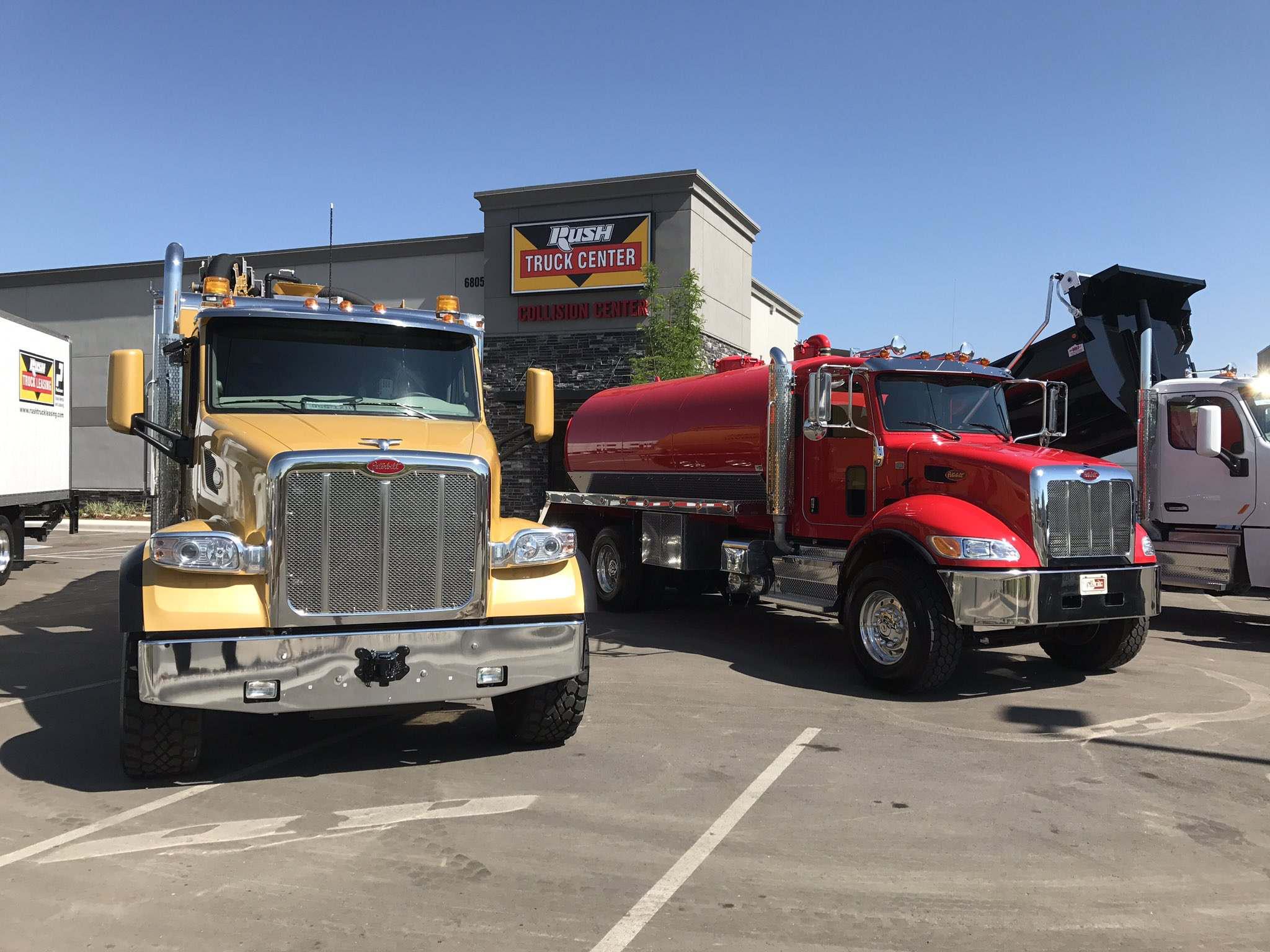 Rush Truck Centers >> Rush Truck Center Opens Larger Denver Truck Center