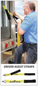 Ancra's Driver Assist Straps