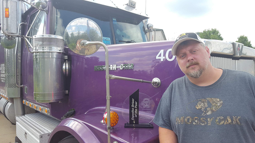 Owner operator Robert Burton