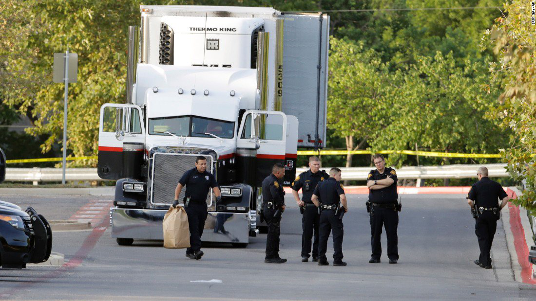 Trucker arrested due to transportation of illegal immigrants