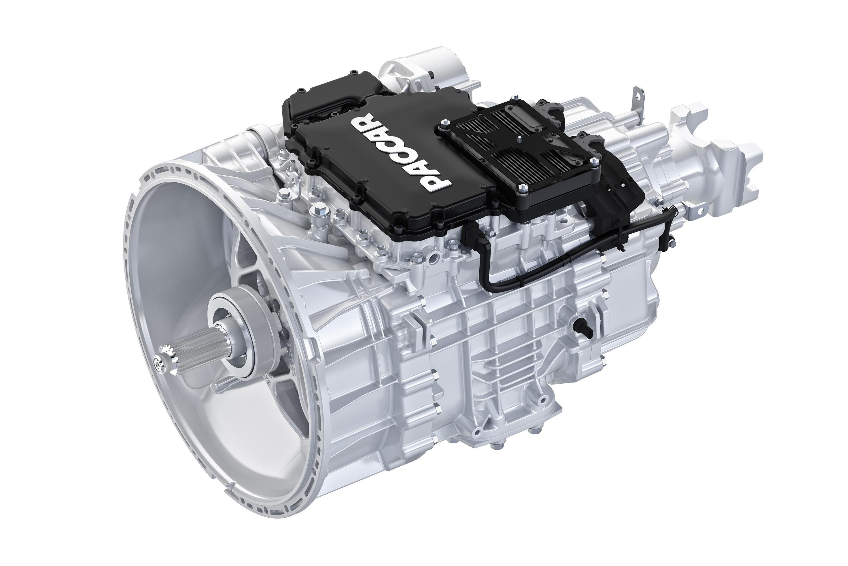 Test drive: 12-speed automated transmission from Paccar