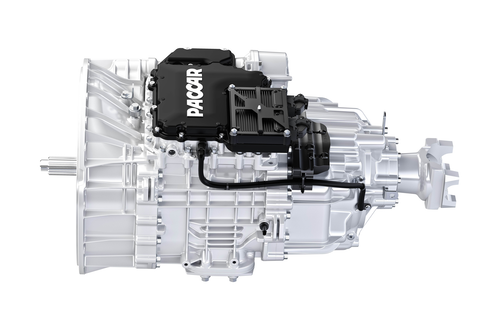 Paccar Powertrain with 12 Speed Transmission