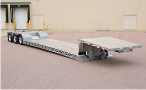 Trail King Commercial MG-HG Detachable Gooseneck Trailer
