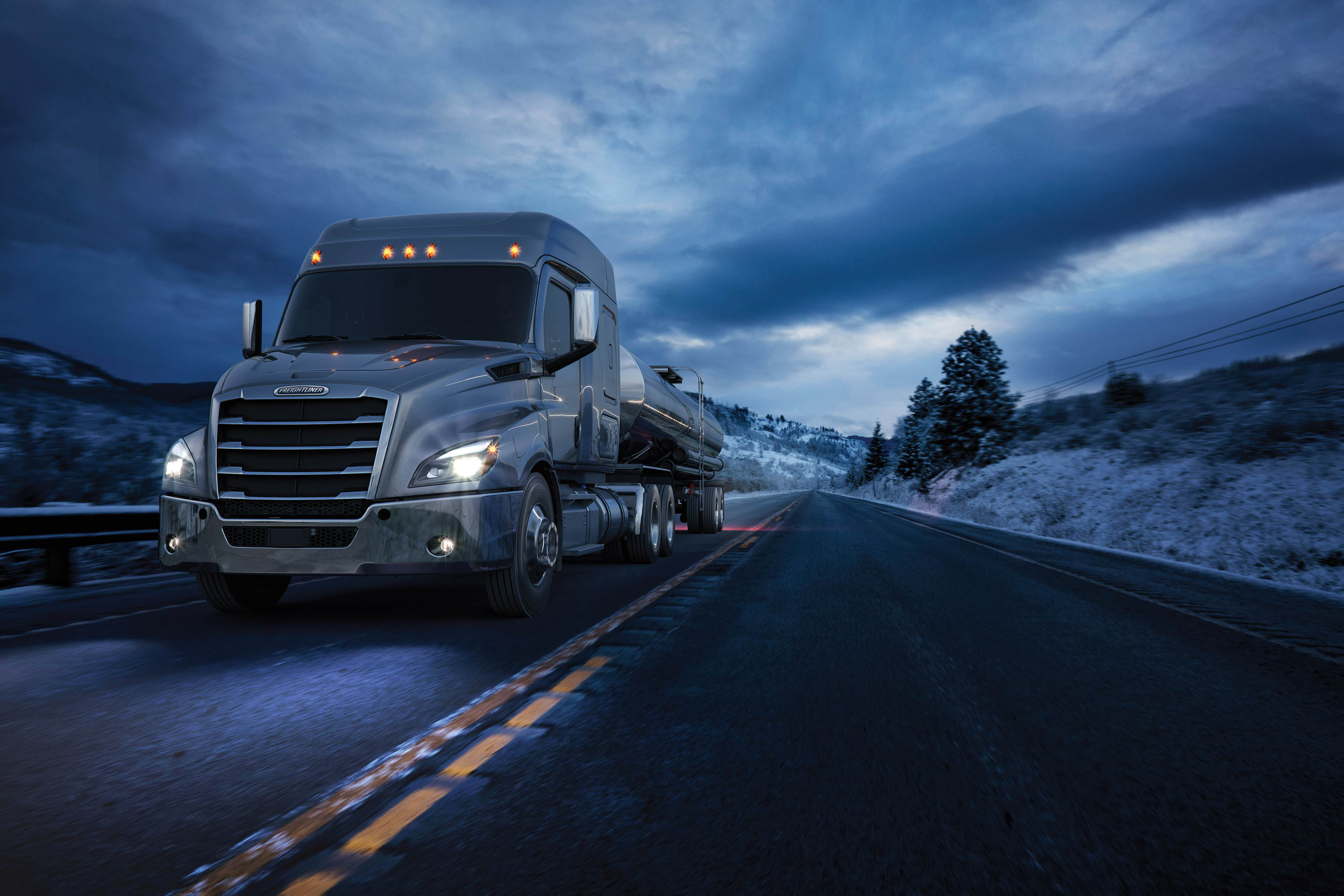 Freightliner, Western Star trucks have new options available
