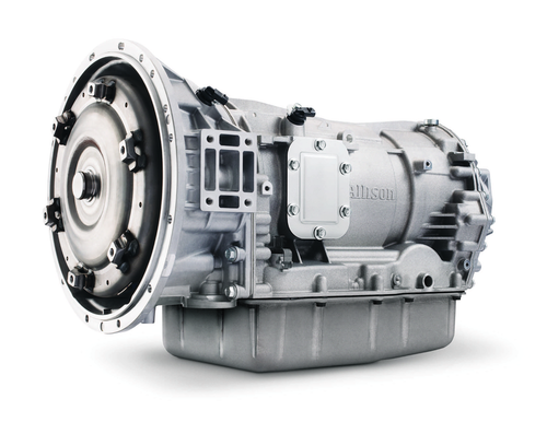 Allison Transmission's 9-speed automatic transmission