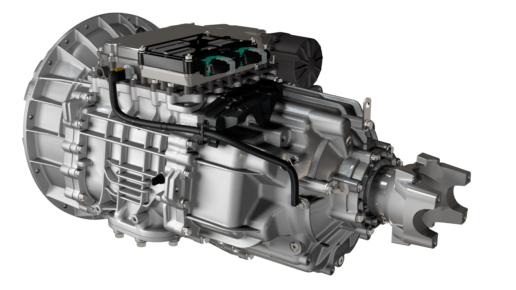 The ins and outs of the Eaton Endurant 12 speed transmission