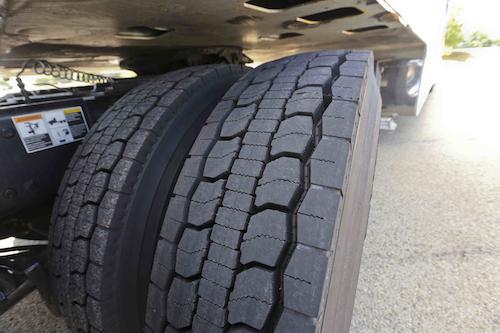 Goodyear Long Haul Tire