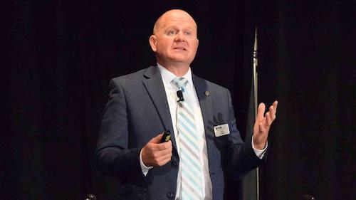Eric Starks, CEO of FTR