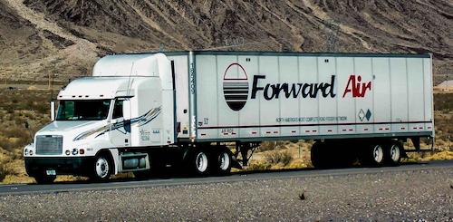 Forward Air Semi-Truck