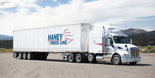 Wilson Logistics purchases assets of Haney Truck Lines