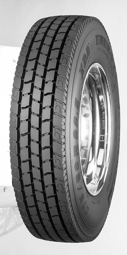 Americas Best Tire >> Michelin presents its newest fuel efficient, line-haul tire