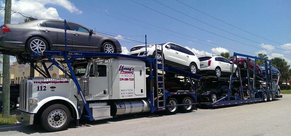 event car transport