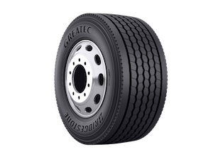 Bridgestone Greatec tire