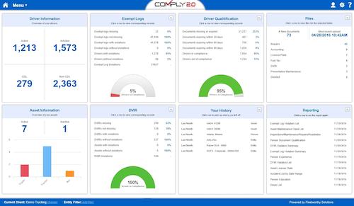 Comply20 Portal