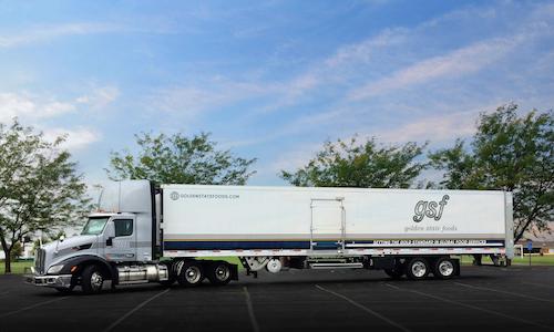 Golden State Farms Semi-Truck