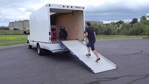 National Fleet Products' WM System Loading Ramps