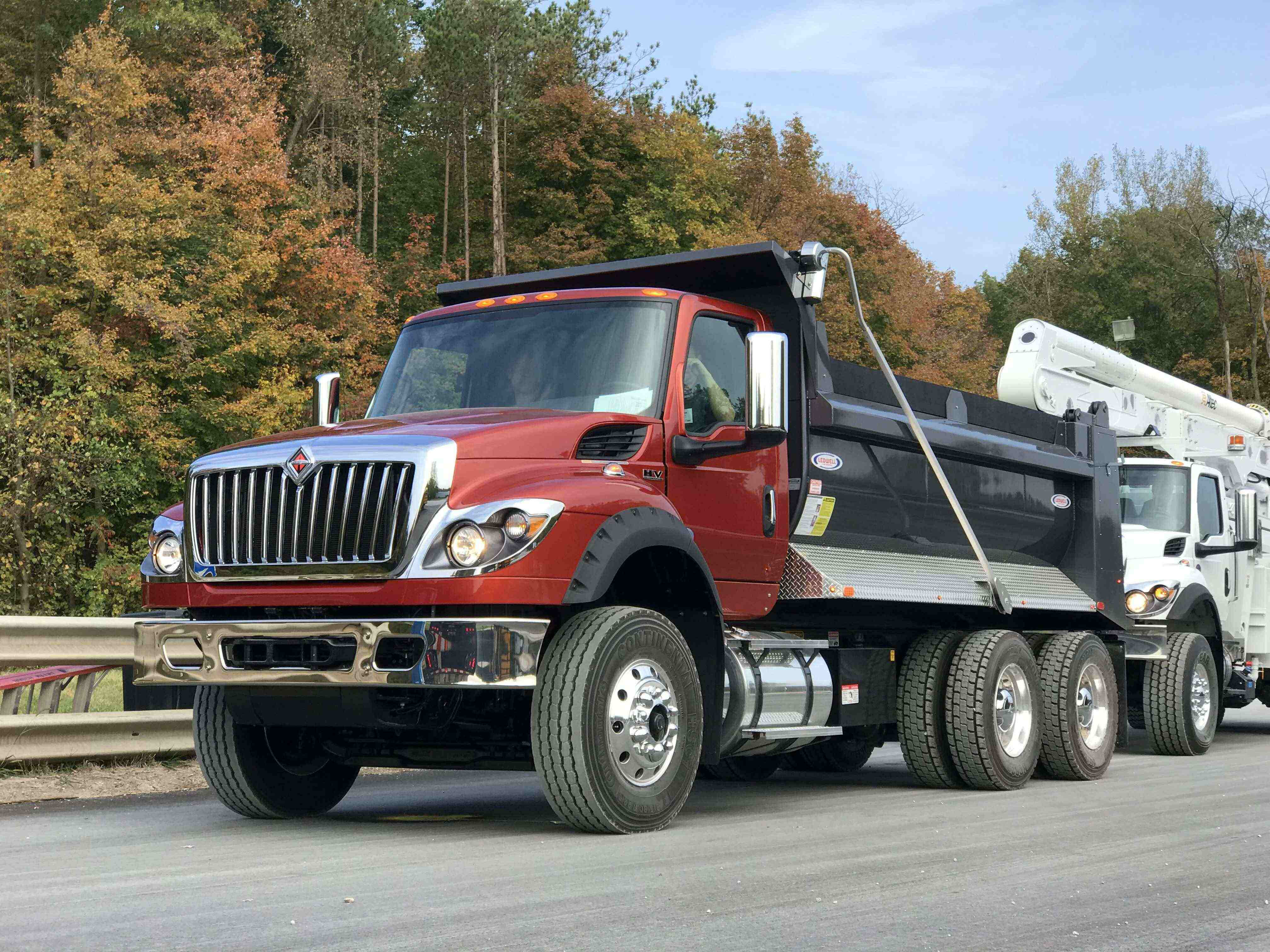 Navistar in process of rebranding heavy-duty truck lineup