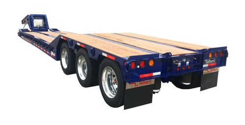 Talbert Heavy-Haul Trailer