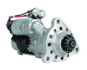 Prestolite Electric's starter motor