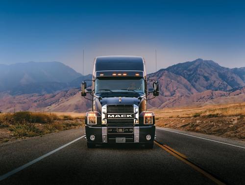 Mack Anthem Semi-Truck