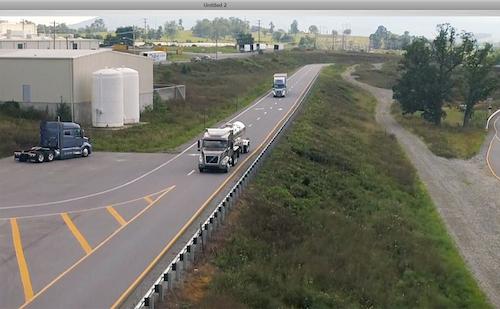 volvo trucks acquires 49 acres for customer test track. Black Bedroom Furniture Sets. Home Design Ideas