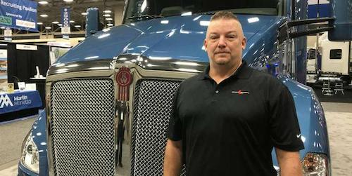 Stevens Transport Truck Driver
