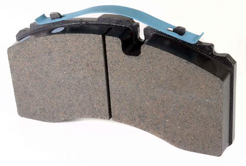 Bendix air disc brake pad